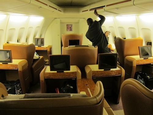 A Singapore Airlines First Class Flight That Left Me