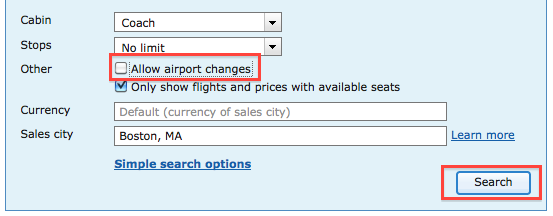 How to use ITA to find mileage run fares | One Mile at a Time
