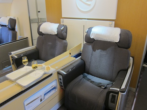 chasing the a380 lufthansa a380 first class frankfurt to tokyo one mile at a time. Black Bedroom Furniture Sets. Home Design Ideas