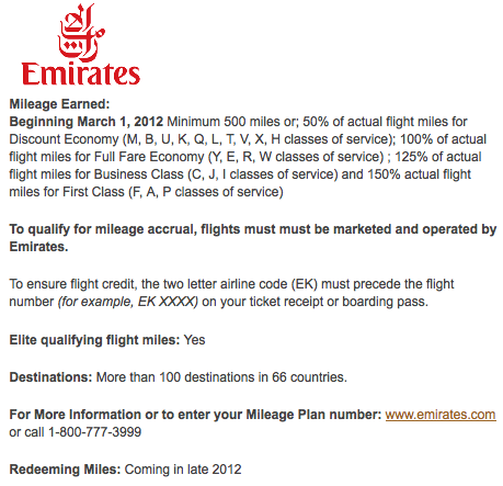 Emirates To Be Added As An Alaska Mileage Plan Member As
