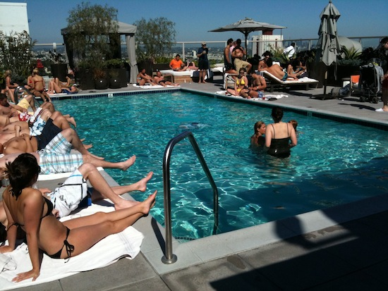 My Five Favorite Hotel Pools One Mile At A Time