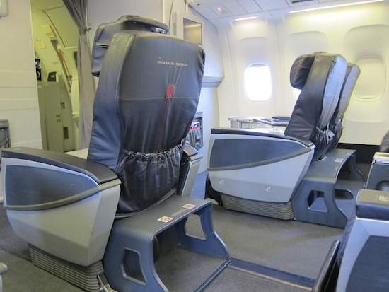 United Airlines First Class 767 Lost in Translation: A...