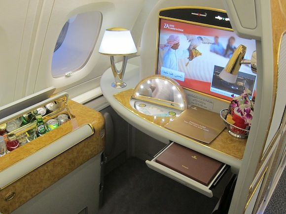 Emirates vs etihad first class which is better one for Best airport lounge program