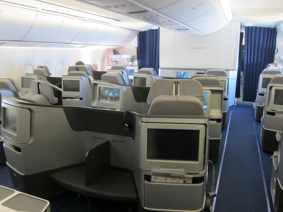 which flights have lufthansa 39 s new business class one mile at a time. Black Bedroom Furniture Sets. Home Design Ideas