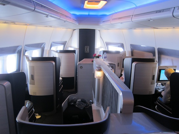 British Airways No Longer Selling Old First Class - One ...