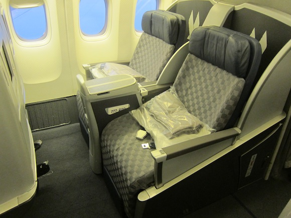 Oneworld Welcome American Airlines Business Class New