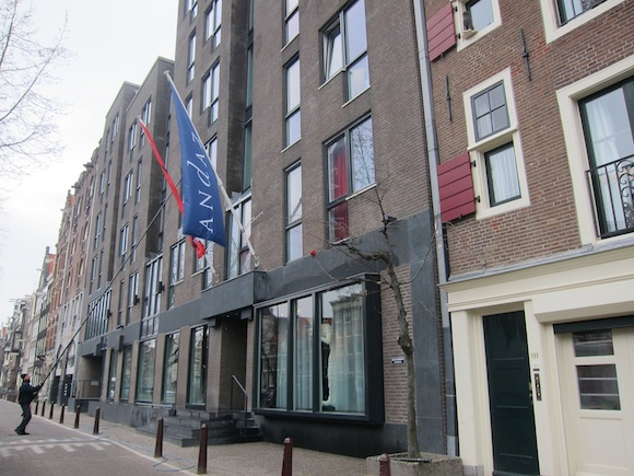 The New American To Europe Andaz Amsterdam One Mile