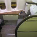 Cathay Pacific First Class 74701