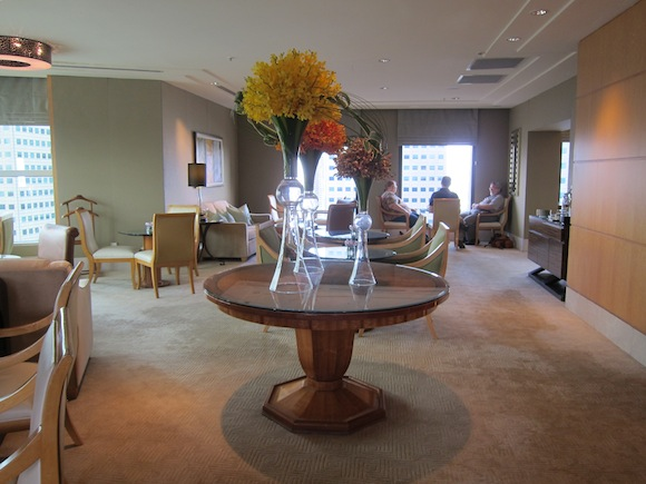 So How Do You Approach Suite Upgrades As A Hilton HHonors Diamond Member