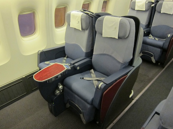 review lan business class miami to buenos aires one mile at a time