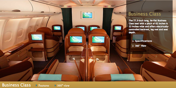 Cheapest Oman Air Business Class Fares One Mile At A Time
