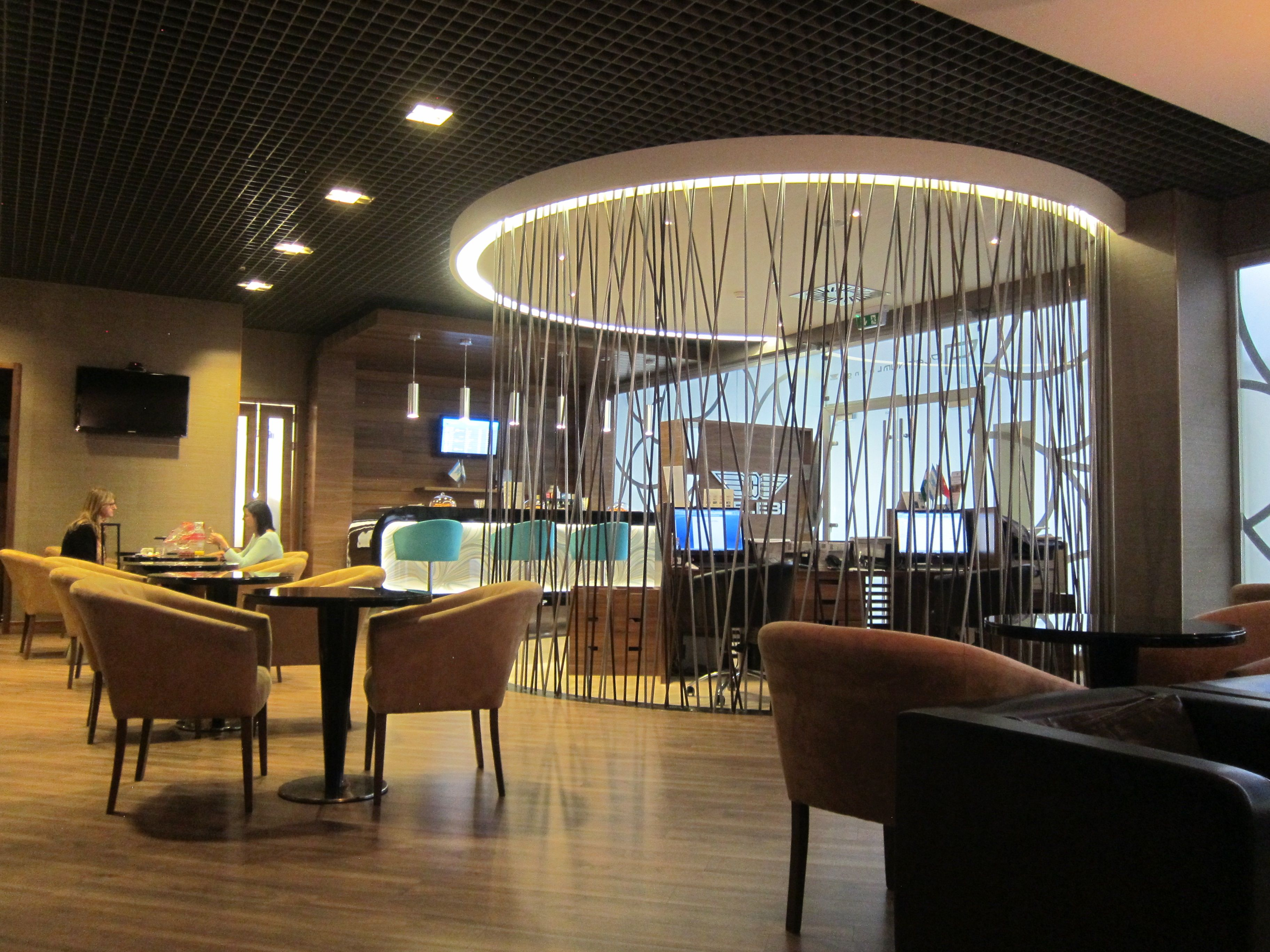 Budapest Airport Lounge17