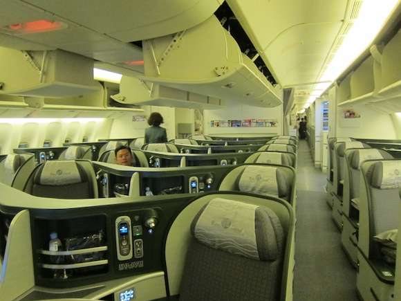 Eva Air Royal Laurel Class So Close To Being The World S