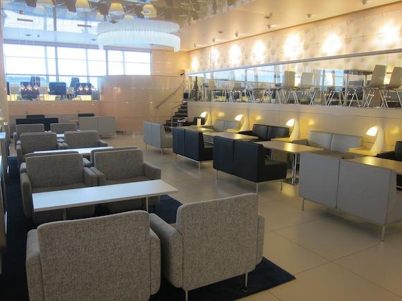 Finnair Lounge Helsinki08