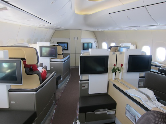 Which Of Lufthansa S New First Class Cabins Is The Best
