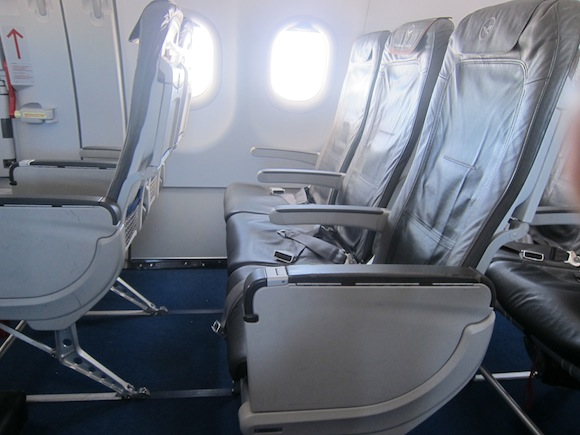 Review lufthansa business class budapest to munich one mile at a