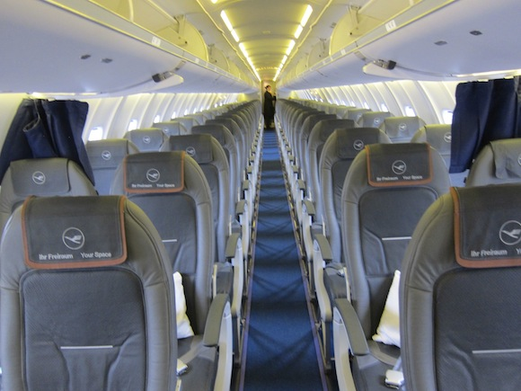 Review Lufthansa Business Class Munich To Budapest One