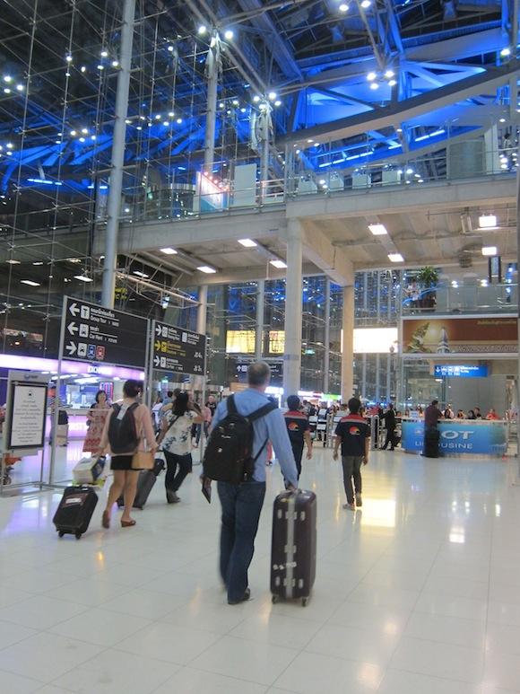 Review Novotel Bangkok Suvarnabhumi Airport One Mile At