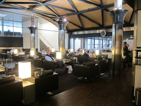 Review Swiss Senator Lounge Zurich One Mile At A Time