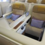 Thai Airways First Class A38006