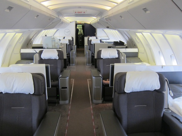 How Predictable Is Lufthansa First Class Award Space