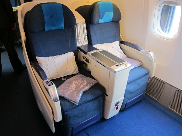 Malaysia Airlines Business Class01