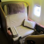 Singapore Airlines First Class 77701
