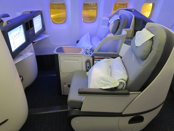 Flying Business Class On Air China S Boeing 777 300er