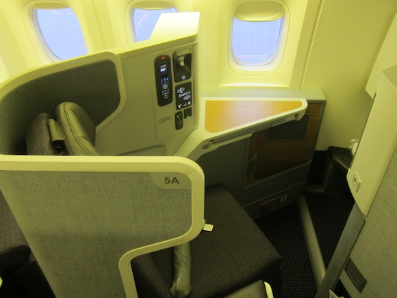 American_New_Business_Class