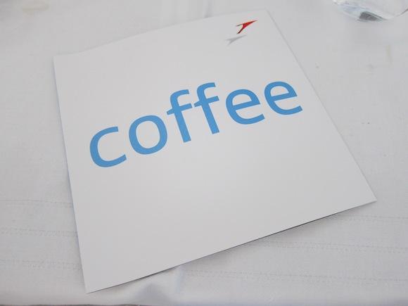 Austrian-Coffee-Menu