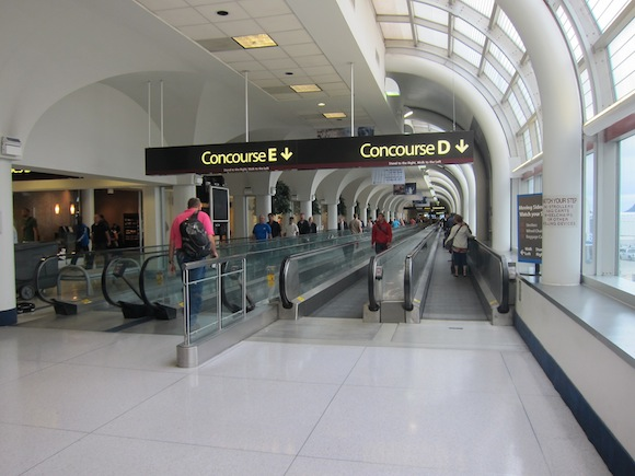 Review Us Airways Club Charlotte One Mile At A Time