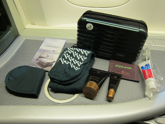 Which Airlines Give Out Rimowa Amenity Kits? - One Mile at