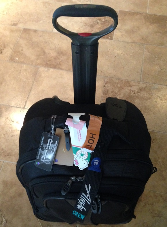 Tumi Alpha Frequent Traveler Vs International Carry On