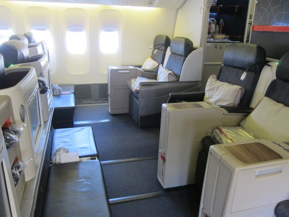 turkish airlines new business class and wifi one mile at. Black Bedroom Furniture Sets. Home Design Ideas