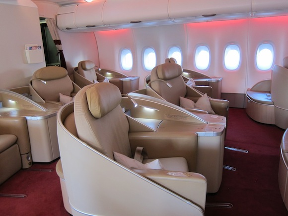 Air canada first class upgrade coupons