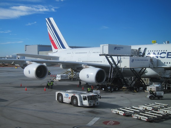 Air France A380 First Class 18