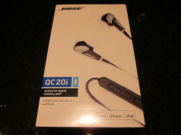 98439b94638 Bose Quietcomfort 20I Acoustic Noise Cancelling In Ear Headphones ...
