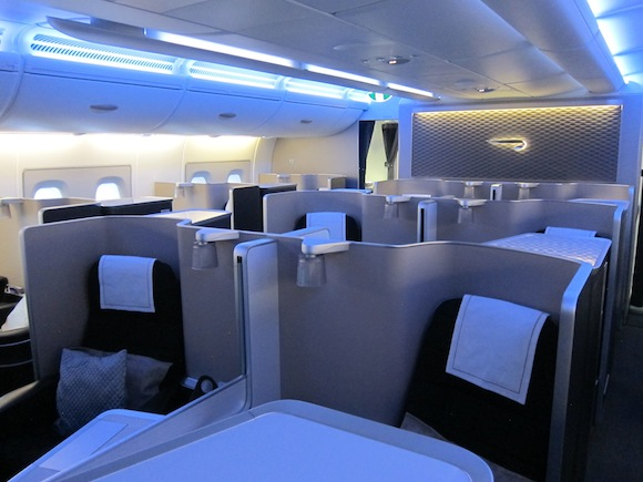 Is British Airways First Class Good One Mile At A Time