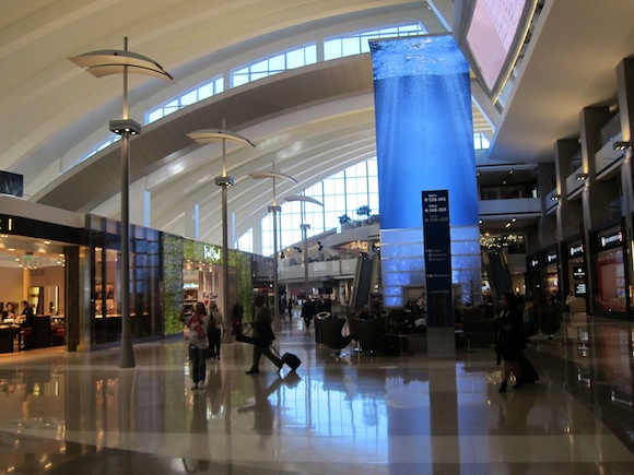 Review New Tom Bradley International Terminal Los Angeles