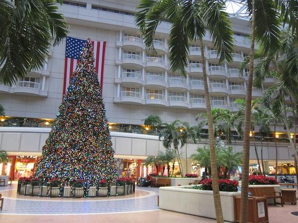 Hyatt Regency Hotel Orlando International Airport Orlando Florida