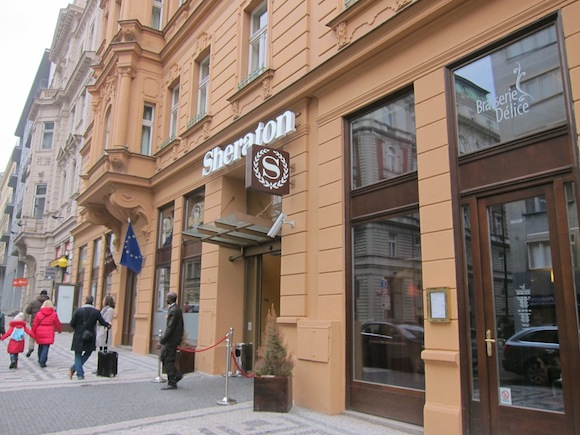 Review sheraton prague charles square hotel one mile at for Charles hotel prague