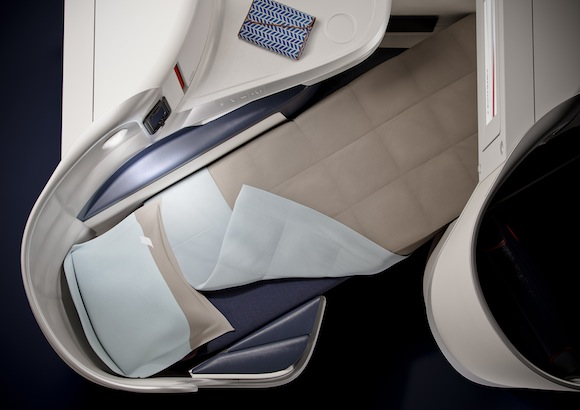 Air France Unveils New Business Class Product One Mile