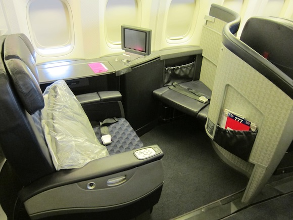 American Airlines Dallas To Shanghai First Class Award