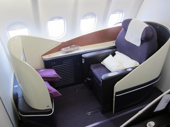 China Southern A330 First Class 01