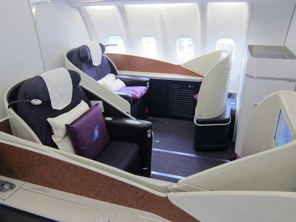 Flying china southern a330 first class one mile at a time - China southern airlines hong kong office ...