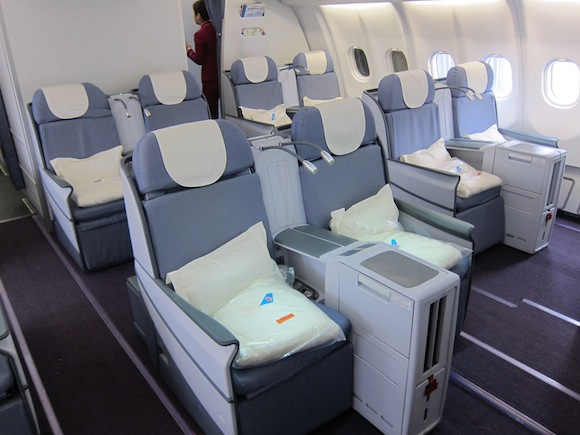 Flying China Southern A330 First Class One Mile At A Time