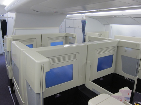 China Southern A380 First Class Platinum Private Suite