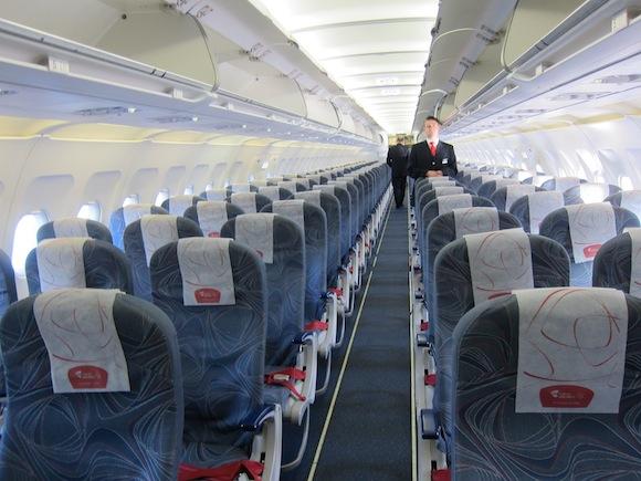 Czech Airlines Business Class 03