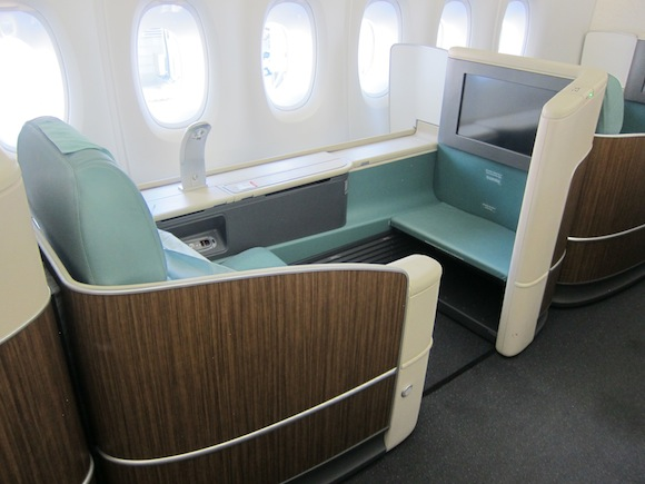 Korean Air A380 First Class Seoul Incheon To Los Angeles One Mile At A Time