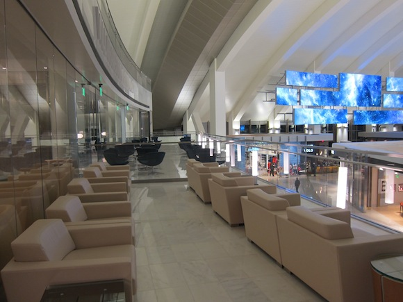 Korean Air Lounge Lax 08
